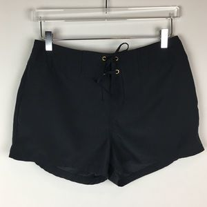 La Blanca Black Swim Shorts Board Shorts